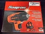Snap-On 18V Lithium Cordless Impact Wrench Kit, 3/8 Drive, This set is Orange