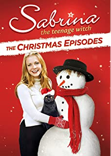 sabrina the teenage witch christmas episodes