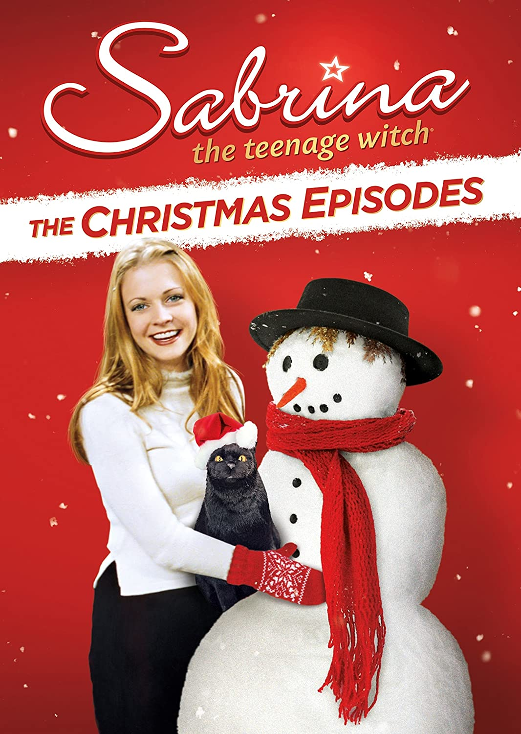 Amazon.com: Sabrina, the Teenage Witch: Christmas Episodes: Beth ...