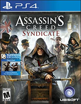 Assassins Creed Syndicate for PS4