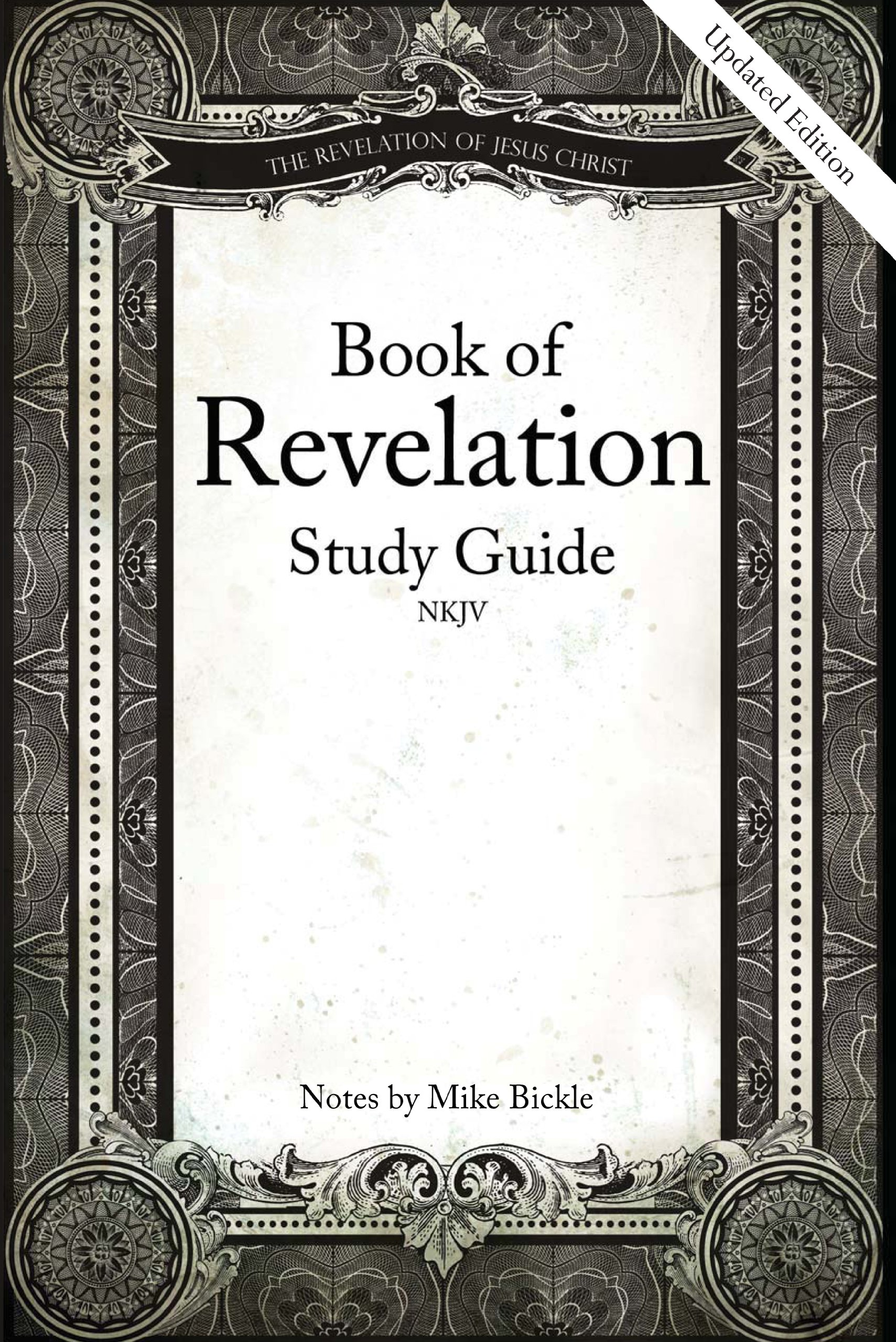 Book of Revelation Study Guide: Mike Bickle: 9780982326206: Amazon ...