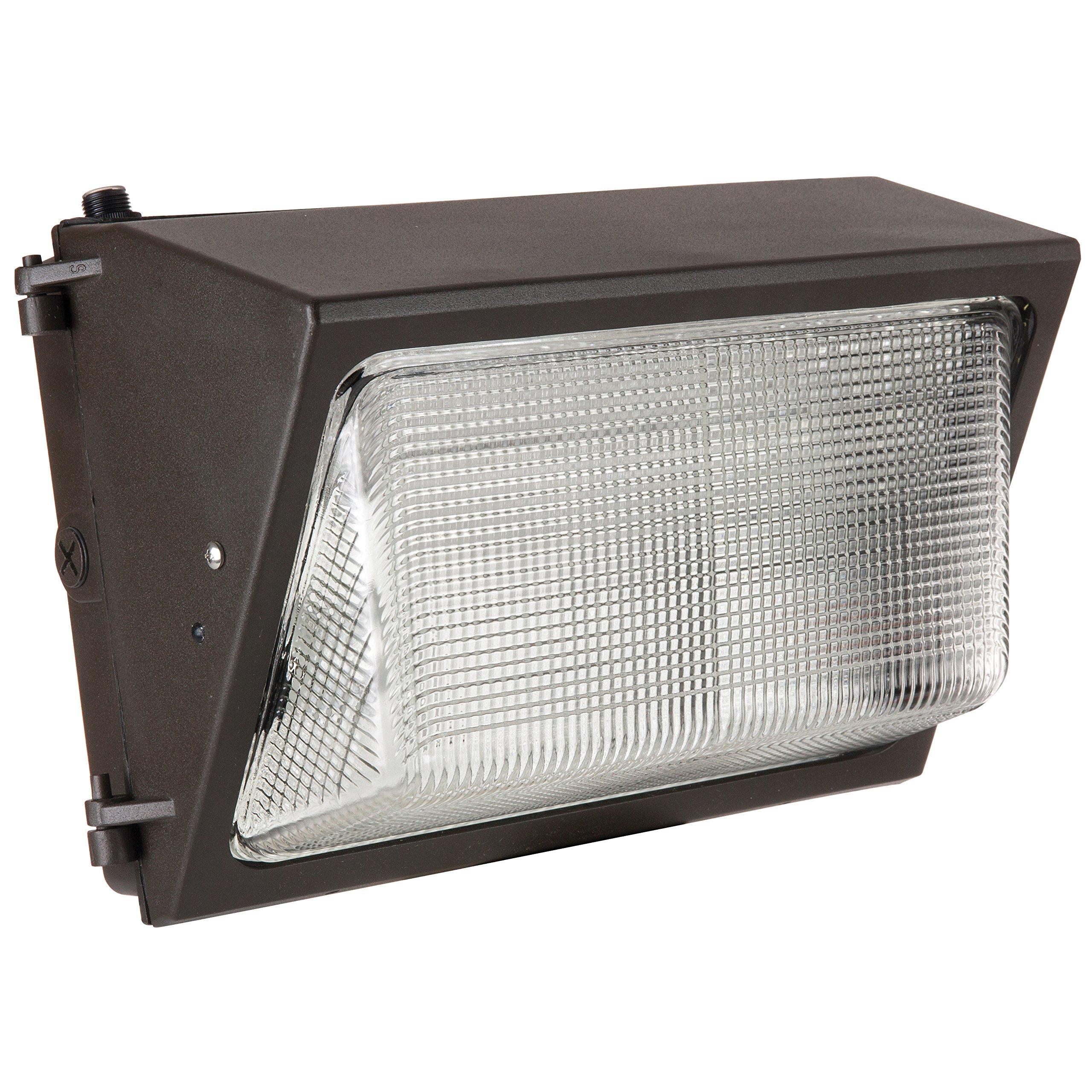 Sunlite 04938-SU WPM175MH/PC 175 Watt Metal Halide Medium Wall Pack Fixture with Photocontrol