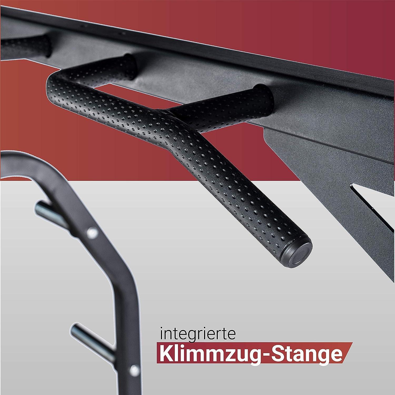 Accessori per focolare Triple Triple Bar 40 Acciaio Inox h/öfats Permette Un Proprio Supporto per Tavolo e griglia Triple