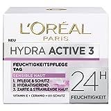 L'Oréal Paris Hydra Active 3 Feuchtigkeitspflege, 50ml