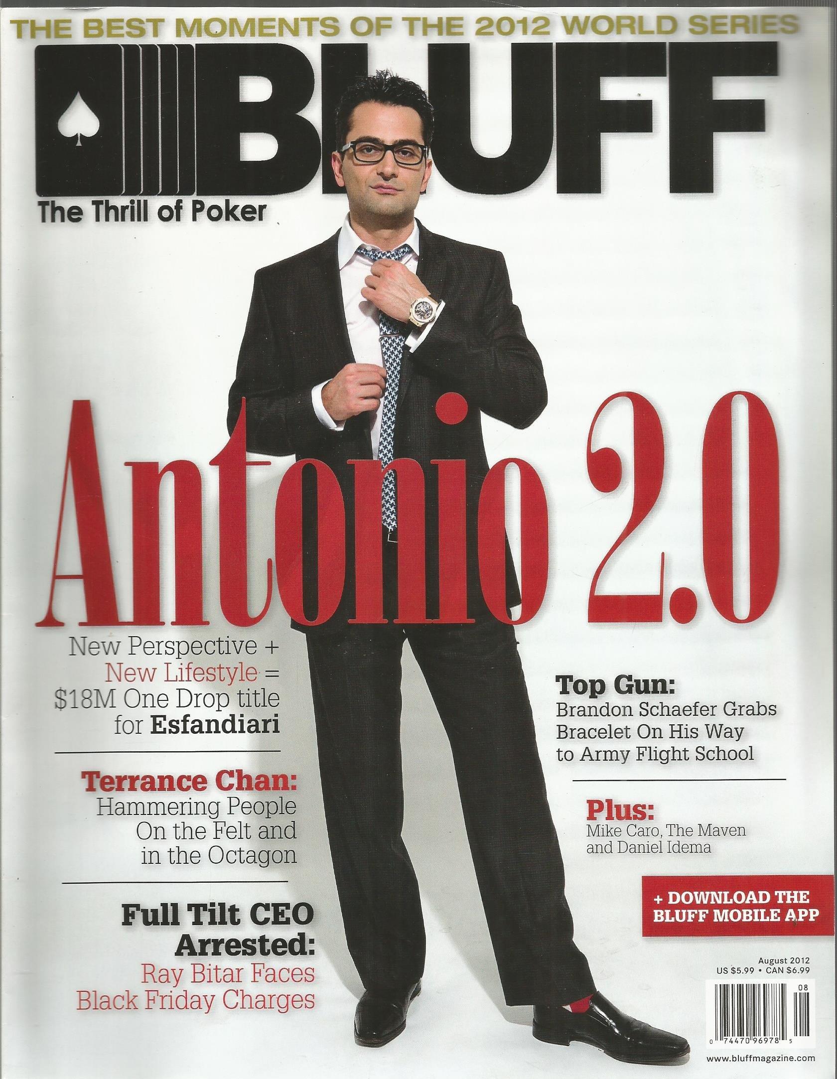 Download Bluff Magazine August 2012 PDF
