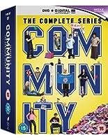 Community - Season 1-6 [DVD]