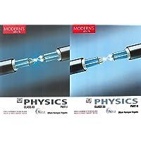 Modern abc+ Physics for Class 12 (Set of 2 Volume) (2019-2020) Examination