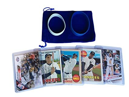 Amazoncom Didi Gregorius Baseball Cards 5 Assorted New York
