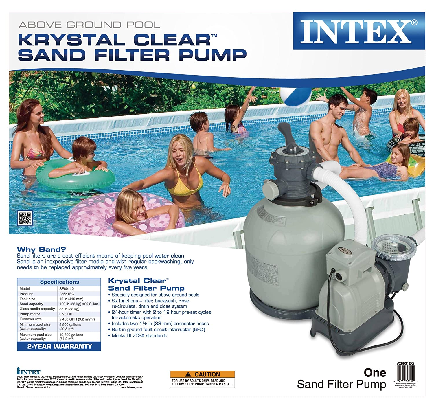 Top 4 best intex pool pumps 2017 buying guide for Buying an above ground pool guide