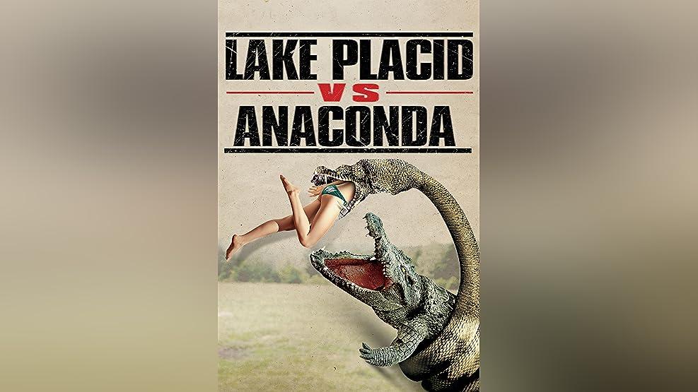 Lake Placid Vs. Anaconda [dt./OV]