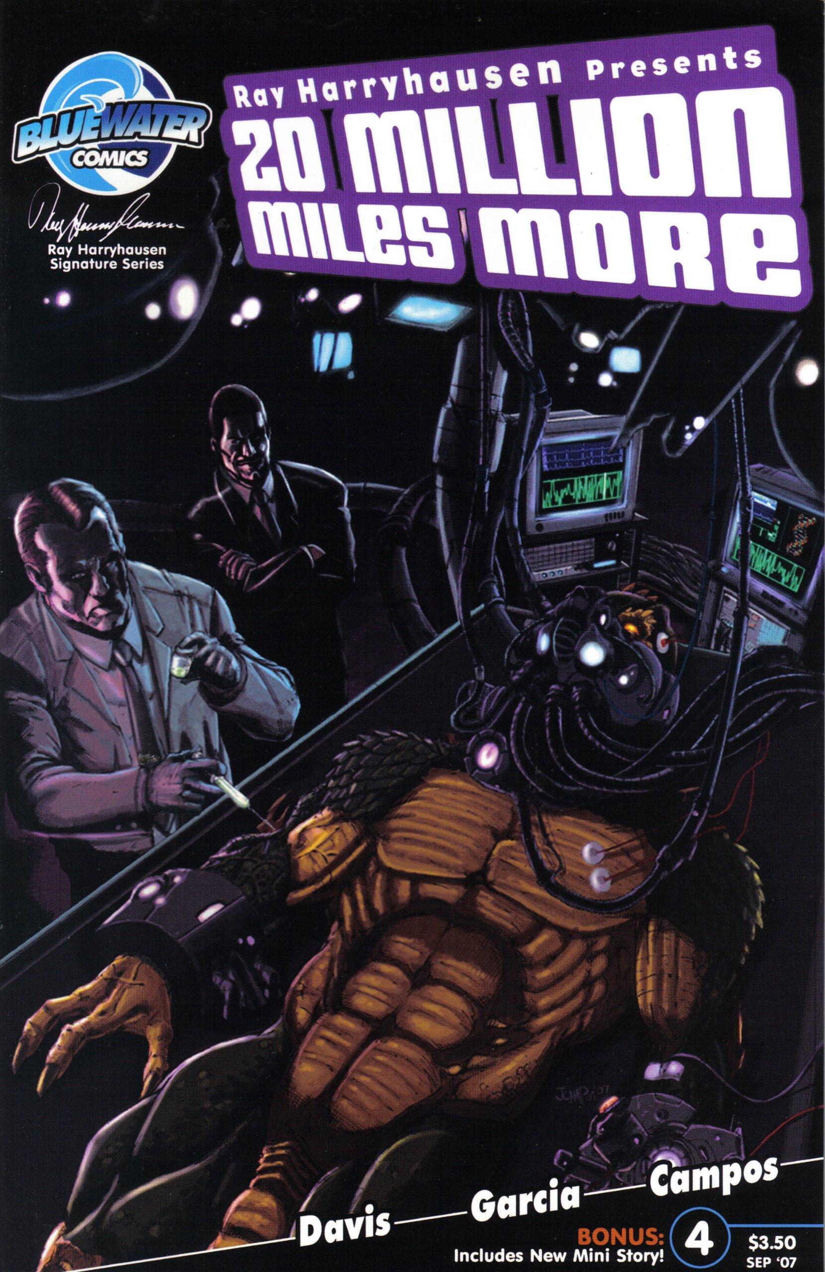 Download Ray Harryhausen Presents 20 Million Miles More No. 4 pdf epub