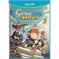 Scribblenauts Unmasked Wii U