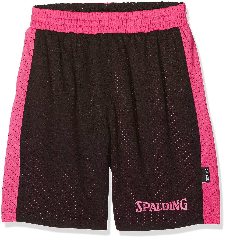 Spalding Essential Reversible Pantalones Cortos, Infantil 300501407