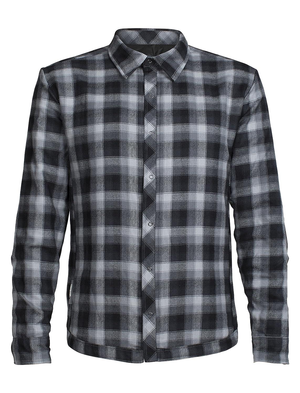 Icebreaker Merino Merino Long Herren Helix Long Merino Sleeve Shirt 7e48bd