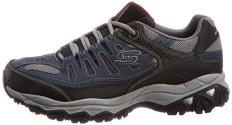 Skechers-Afterburn-Memory-Foam-M-fit-Men-039-s-Sport-After-Burn-Baskets-Chaussures miniature 63