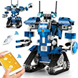 CIRO Robot Building Kits for Kids, STEM Remote Controlled Building Toys Kits Educational Learning Science STEM Projects…