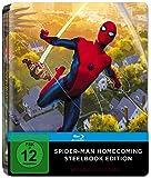Spider-Man Homecoming Steelbook (PopArt) (exklusiv bei Amazon.de) [Blu-ray]