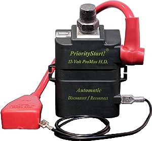 PriorityStart! ProMax HD Car Truck 12V Battery Vehicle Start Protector