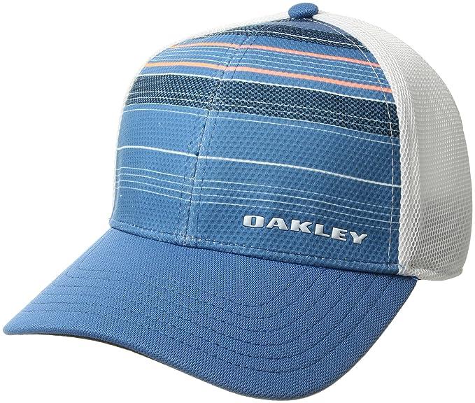 Oakley Men s Silicone Bark Trucker Print 2.0 at Amazon Men s ... 21f0da62ca94