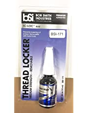 Bob Smith Industries 48BSI-171 IC-LOC Medium Strength Thread Locker, Blue