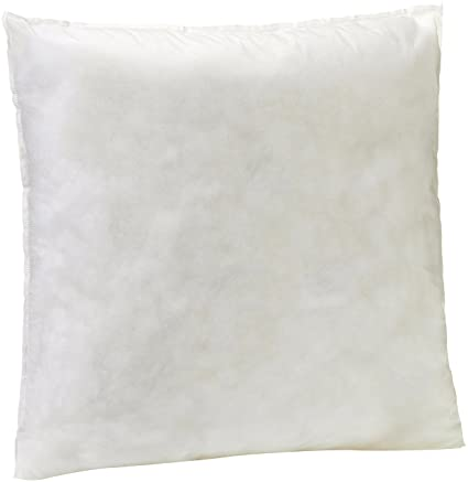 Amazon AmazonBasics Pillow Insert 400Inch Square 40Pack Impressive 16 Inch Square Pillow Insert