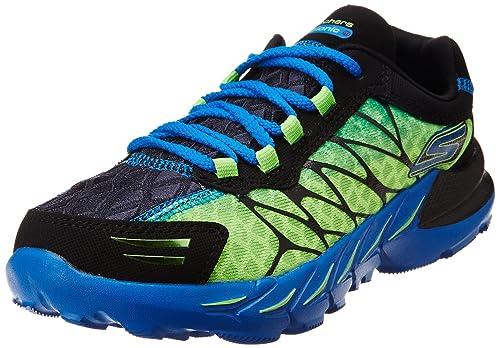 b1e549f4e097 Skechers Kids 95685L GO Bionic Trail Athletic Sneaker (Little Kid ...