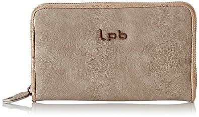 LPB Woman - Carteras para Niños Mujer, Gris (Gris (Cendre Cendre))