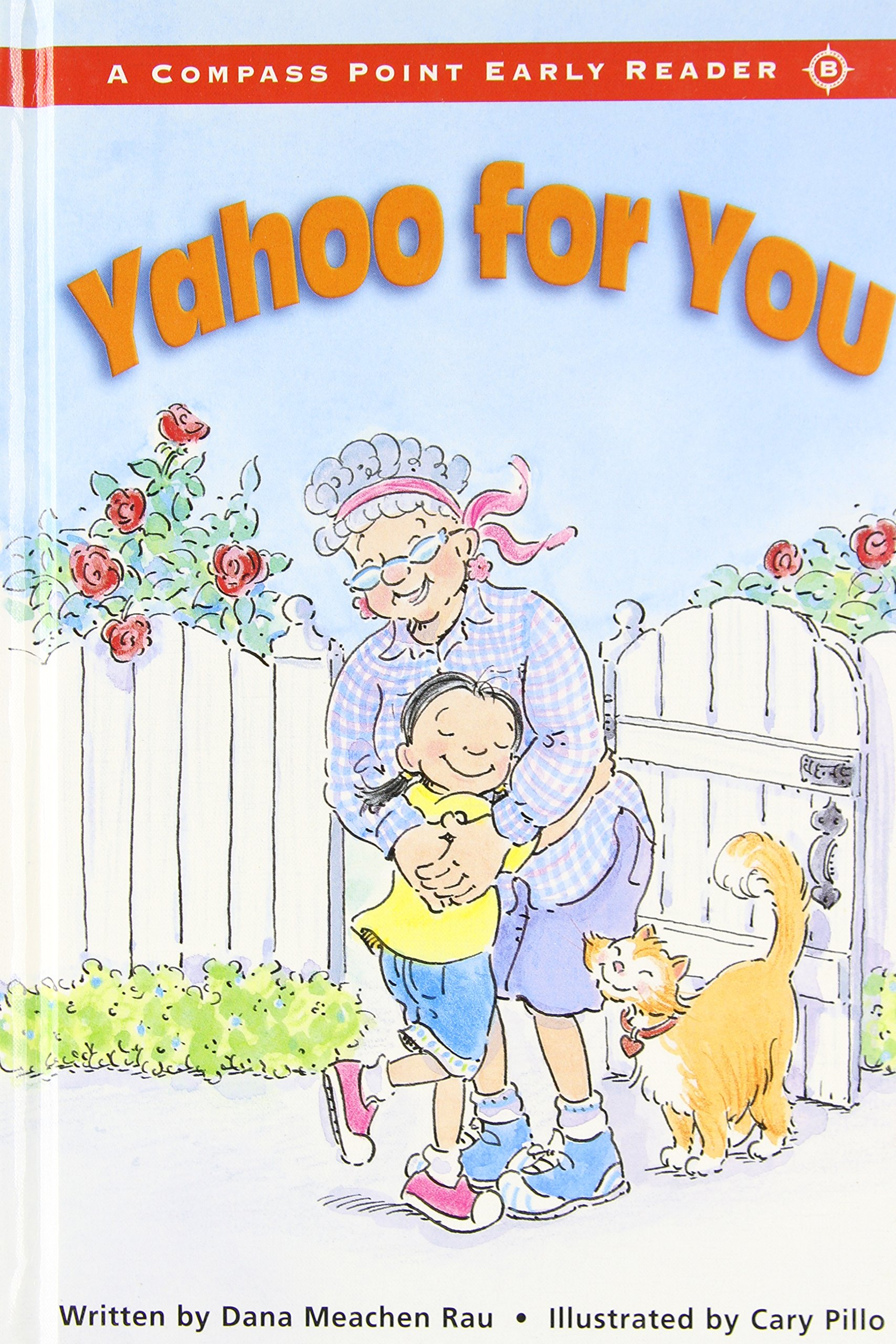 Read Online Yahoo for You (Compass Point Early Readers) pdf