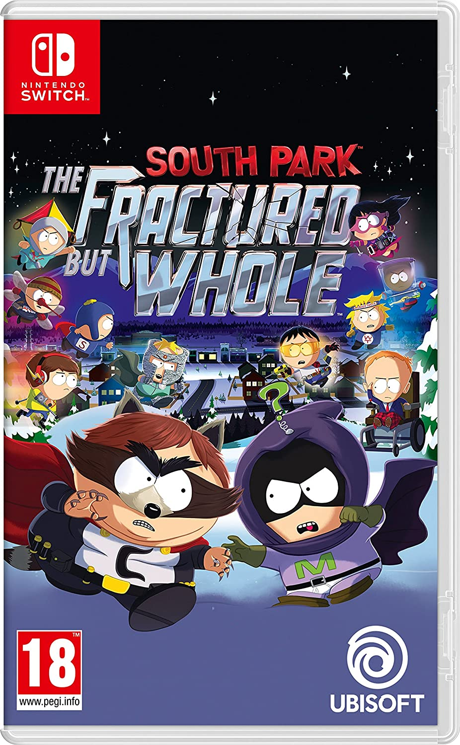 South Park and The Fractured But Whole - Nintendo Switch [Importación inglesa]: Amazon.es: Videojuegos