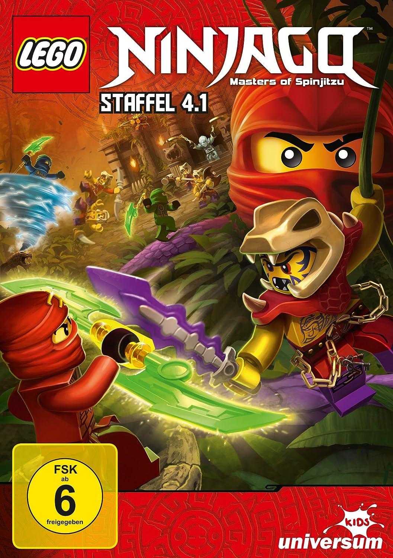 Lego Ninjago Staffel 41 Amazonde Dan Hageman Erik