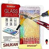 Samsung Galaxy Note 3 écran en verre trempé Crystal Clear LCD Protecteur & Chiffon SVL5 PAR SHUKAN®, (VERRE TREMPÉ)