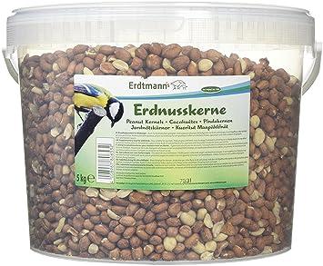 Erdtmanns Seau de Cacahuètes pour Oiseaux 5 Kg  Amazon.fr  Animalerie 58021ed3175f