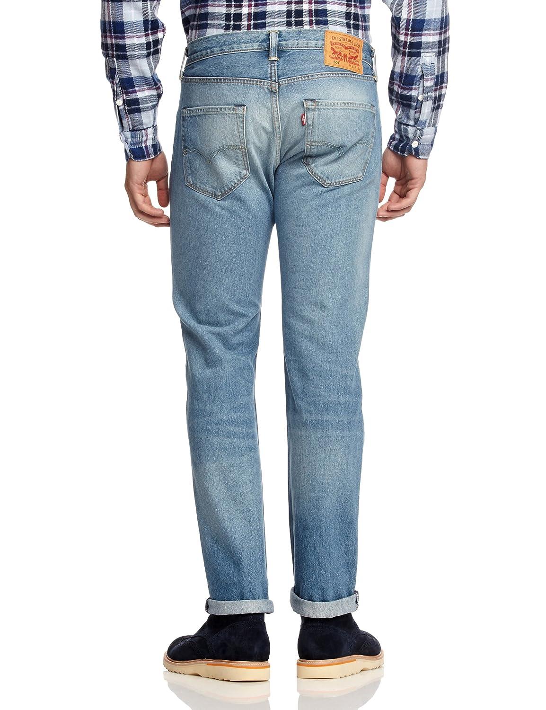 Levi's 501 Original Straight Jeans Homme Blau (Pistolero 1614)