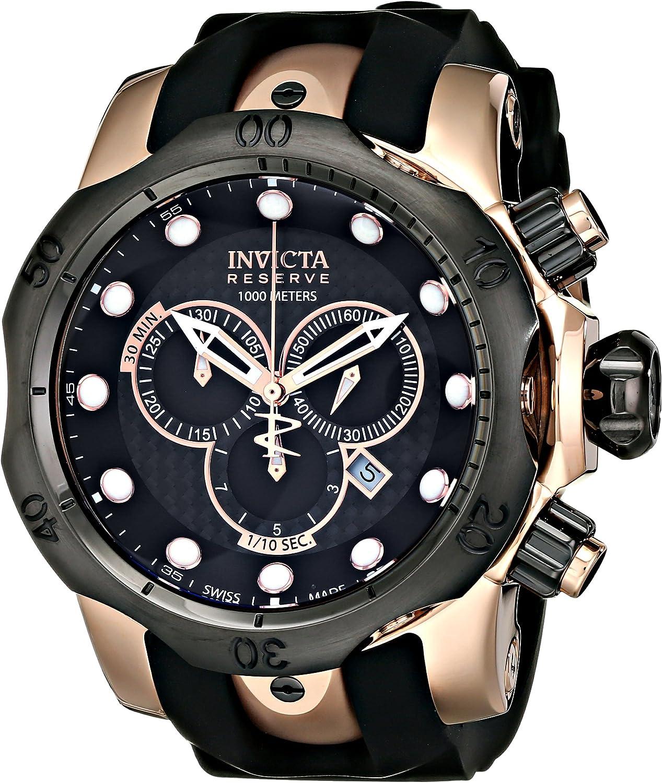 Invicta Reserve - Venom 0361 Reloj para Hombre - 53.7mm