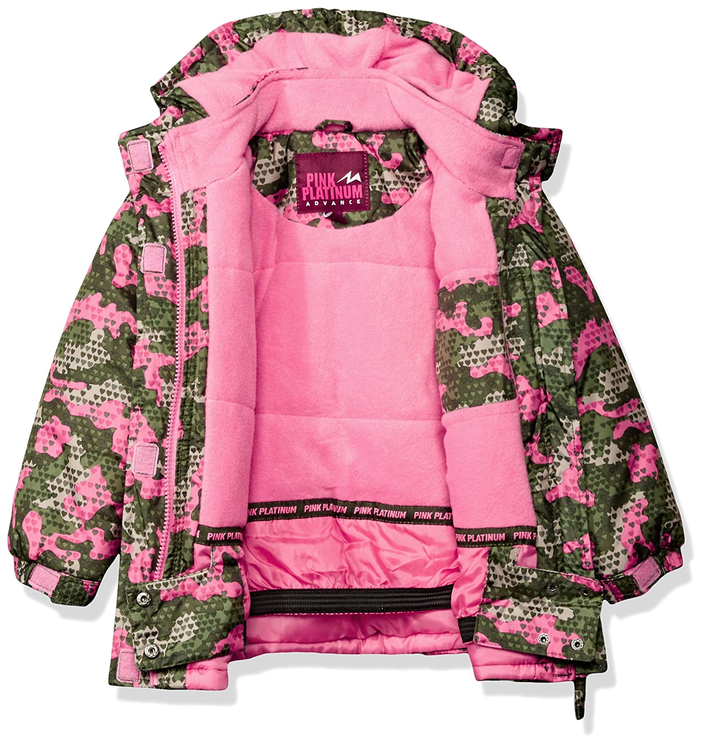 pink platinum windbreaker blue click hooded for girls in p save toddler garden to expand jacket