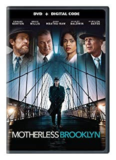 Book Cover: Motherless Brooklyn