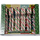 Red & White Candy Canes Box of 12 x 4 Boxes (48 canes), Decoration & Gift Supplies for Christmas
