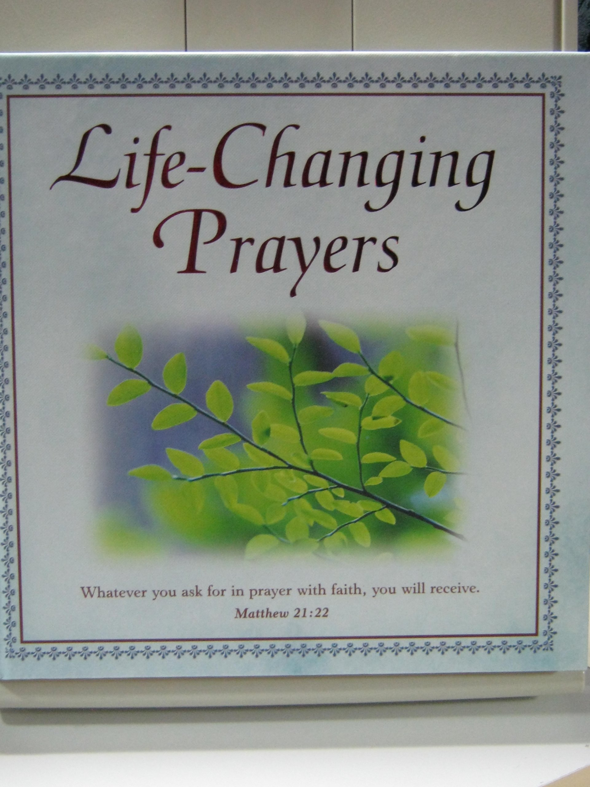 Download Life-Changing Prayers ebook