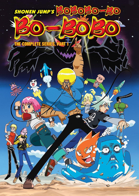Bobobo-Bo Bo-Bobo: The Complete Series 1 Reino Unido DVD: Amazon.es: Cine y  Series TV