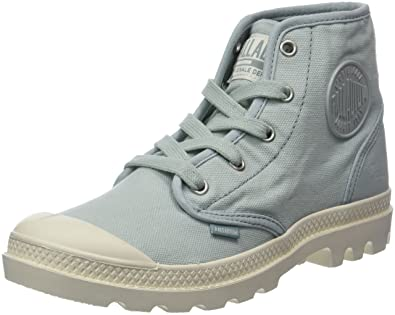Unisex Adults Pampa Mono Chrome 2 Mixte Hi-Top Trainers Palladium WV2qym