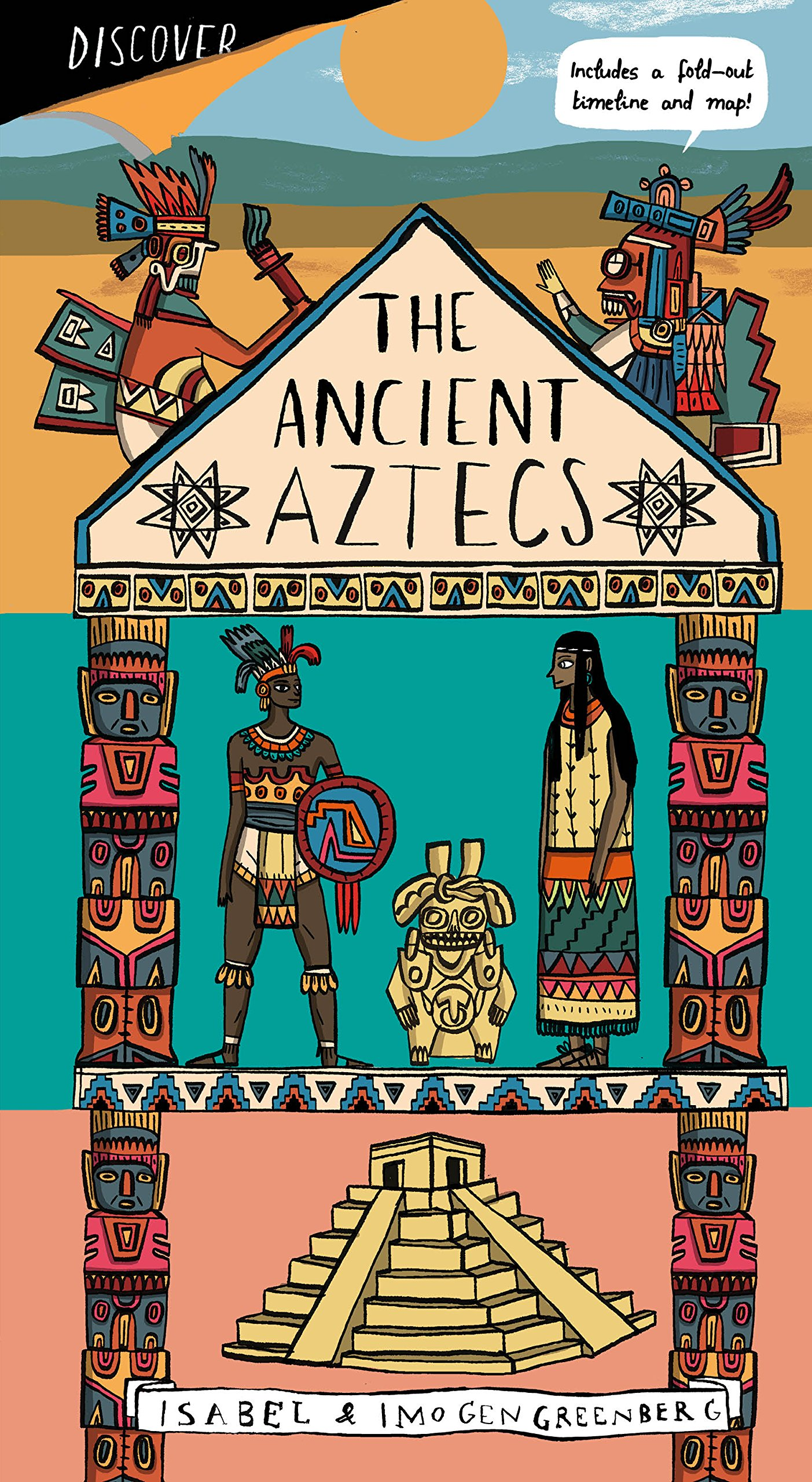 The Aztec Empire (Discover...)