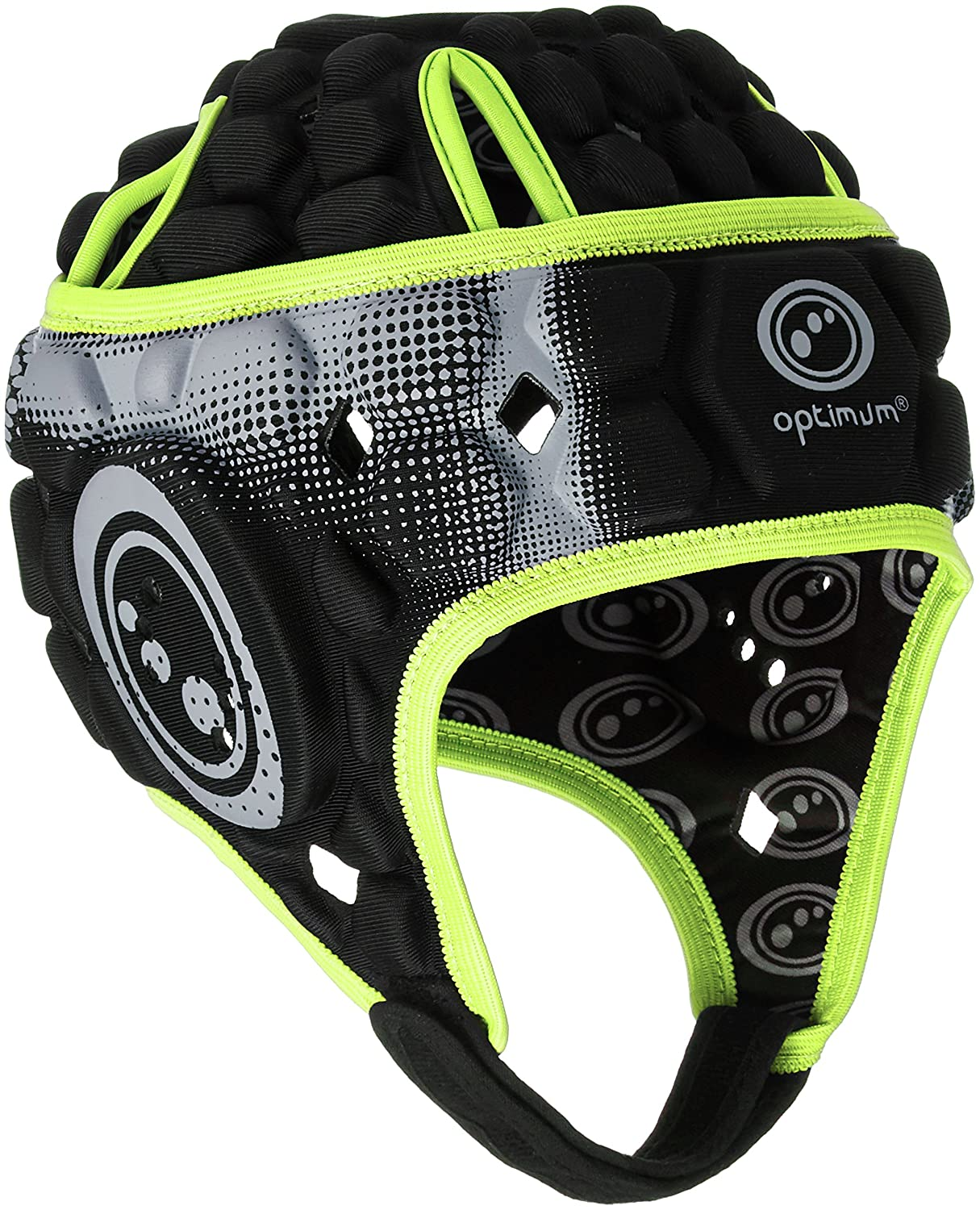 OPTIMUM Atomic Casco de Rugby