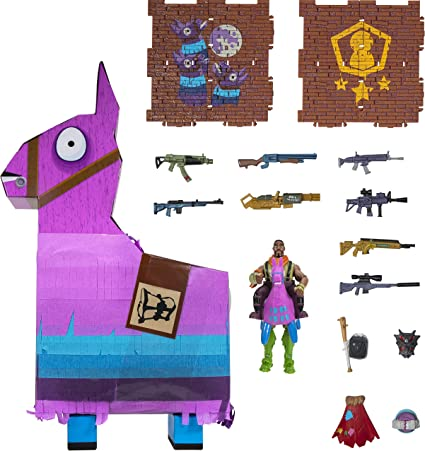 Fortnite Llama Loot Pinata Giddy Up Figures Amazon Canada
