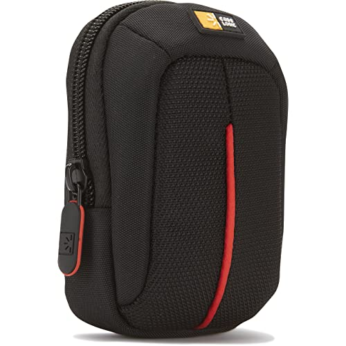 Case Logic DCB301 Compact Digital Camera Bag with Internal Slip Pocket for SD Cards