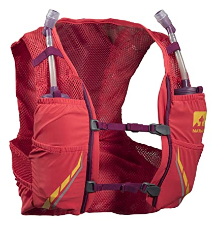 5ea223b2a1 Nathan NS4545-0326-29 Female VaporMag 2.5L Running Hydration Packs,  Hibiscus/