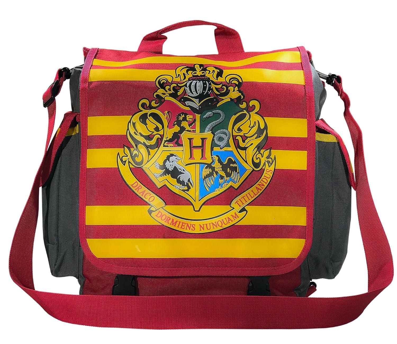 Harry Potter Hogwarts Interchangeable Backpack Messenger Bag