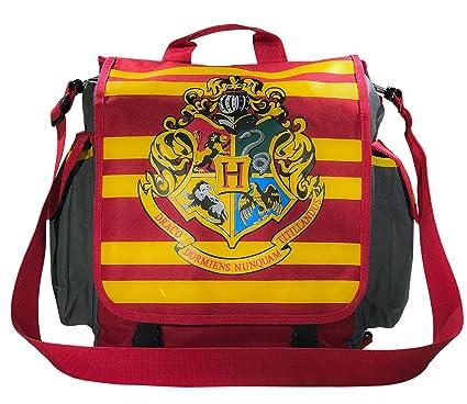 f1cf6b55e6ff Amazon.com  Harry Potter Hogwarts Interchangeable Backpack Messenger ...