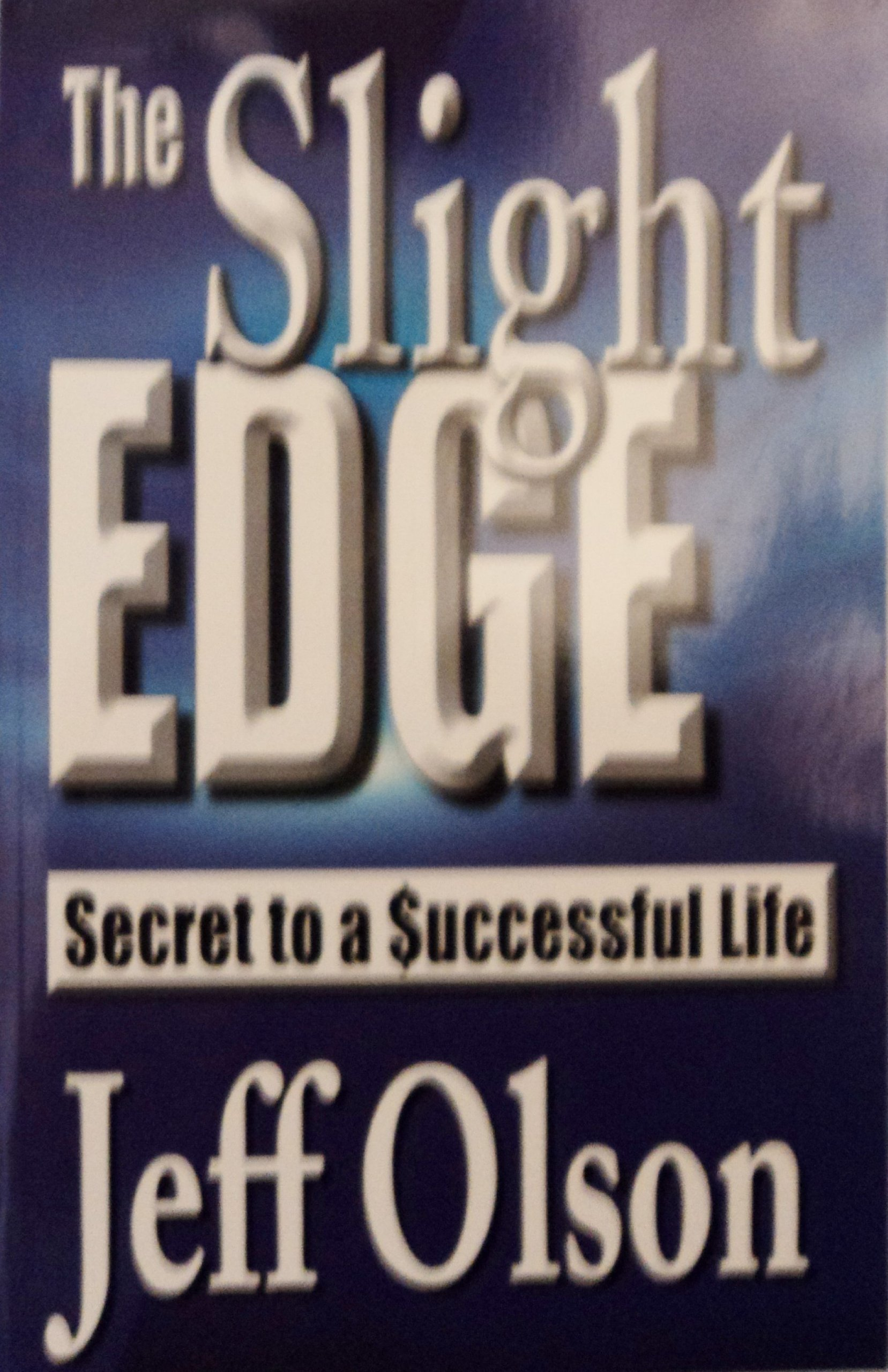 Slight Edge Secret Successful Life product image