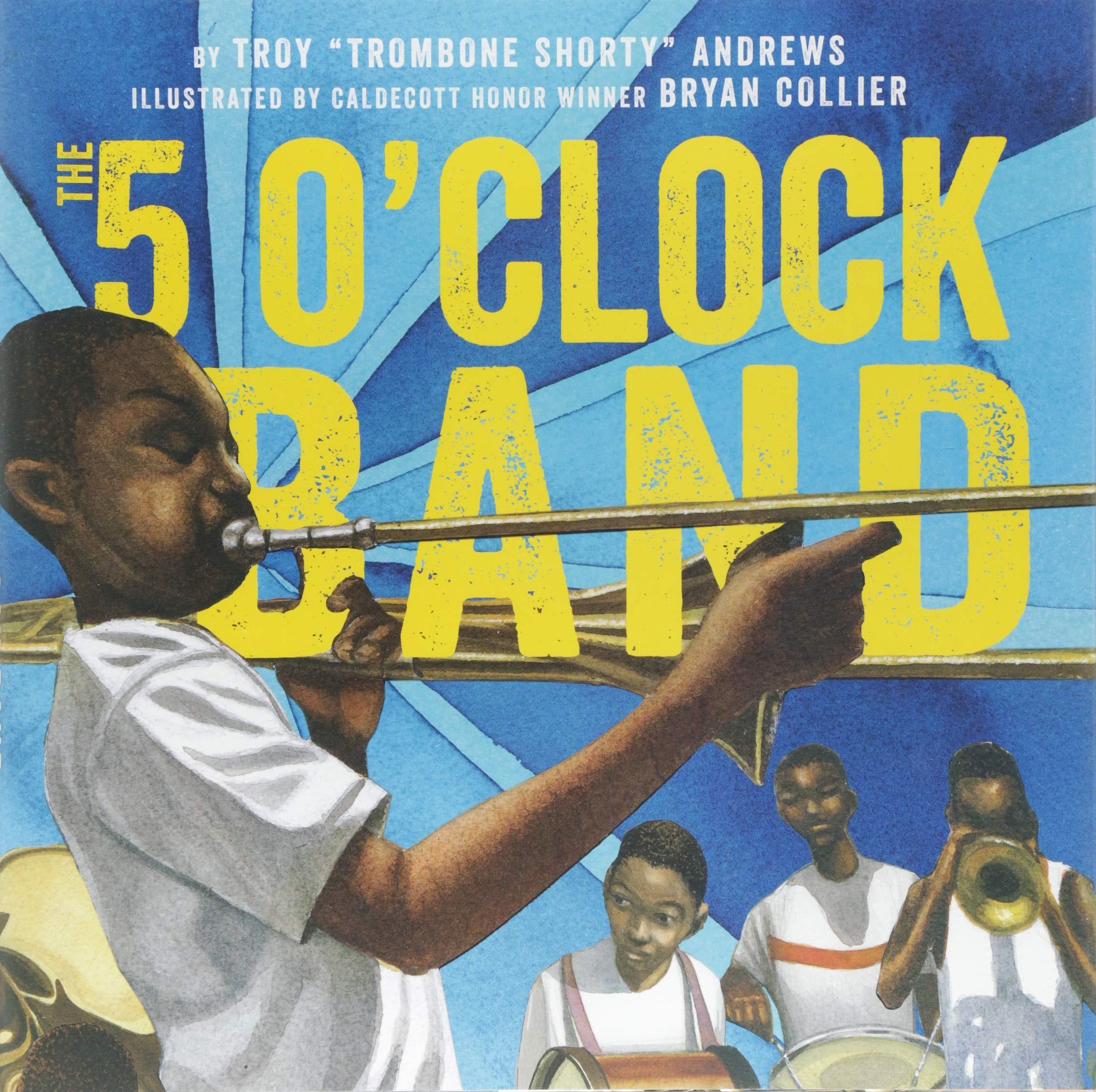 The 5 O'Clock Band PDF ePub book