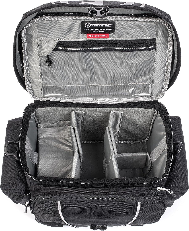 Tamrac TA-T0630 Stratus 15 Rucksack schwarz